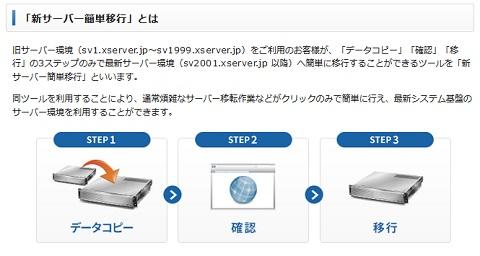 エックスサーバーがメモリを劇的に増強・「新サーバー簡単移行」機能の提供を開始